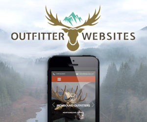 Websites Designed For Hunting Outfitters Mobile-Friendly Newfoundland